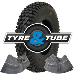 4.80/4.00-8 Tyre & Tube | Heavy Duty Wheelbarrow Tyre